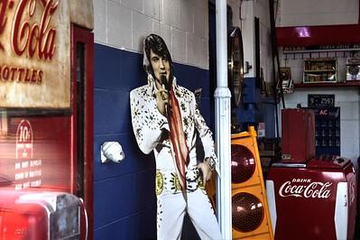 8  Flat Elvis