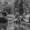 Rochdale Canal 2 by Frank Lodge CPAGB