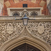 Door Pediment Cambridge