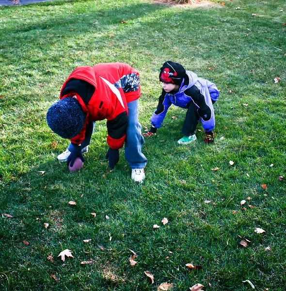 20101127 The Boys Play Ball