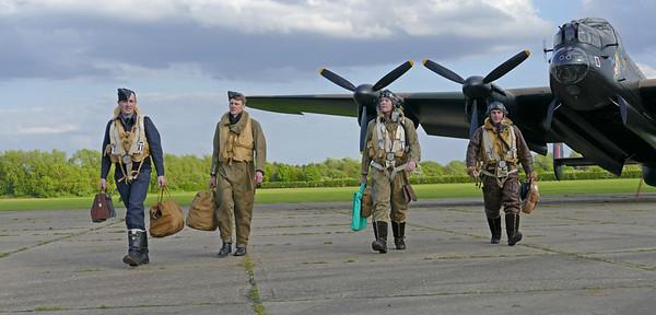 World War Two re-enactors 152