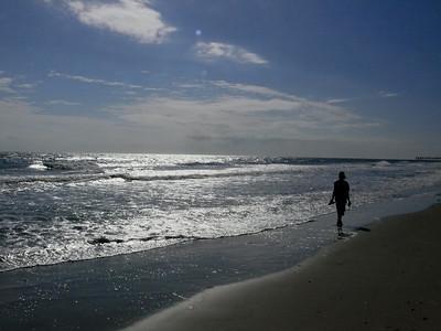 Irene Dowdy - Beach Walk