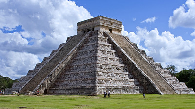 Jean Peterson - Chichen Itza
