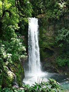Jerry Koons - La Paz Waterfall