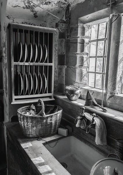 Bygone Kitchen