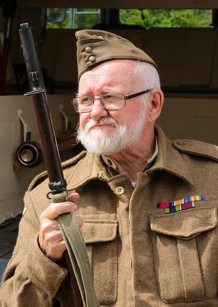 25 Home Guard Stalwart  H Com Portrait  P Ketton