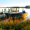Creek Rowboat