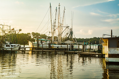 Shrimper at Rest
