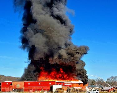 C019 Avondale Fire