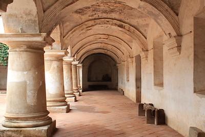 Antigua Portico