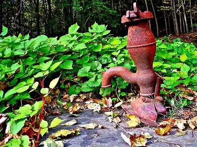 Ancient pump - FAA