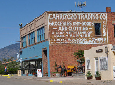 Carrizozo general store