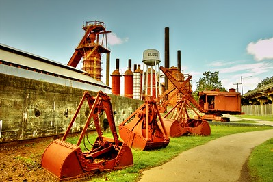4  Sloss Furnaces