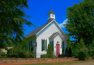 marygeorgeson_MaplesvilleChurch