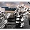3 Robot invasion