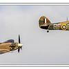 2 Spitfire & Hurricane