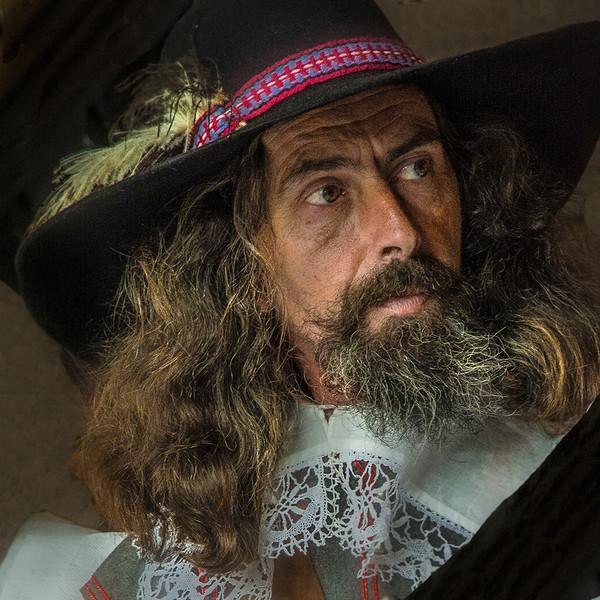 The Cavalier Man