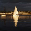 Sailing on the Columbia River