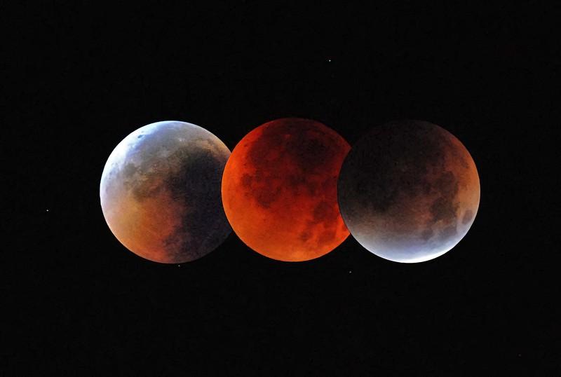 082807-Montage of total lunar eclipse