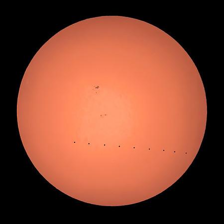 050916-Transit of Mercury