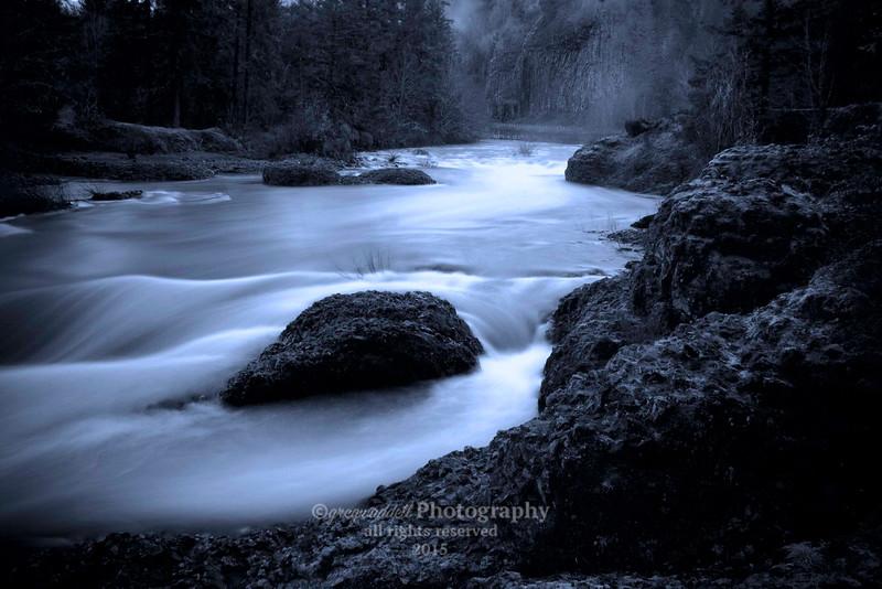 Molalla River, Oregon