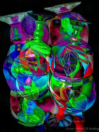 GLASS ABSTRACT -15