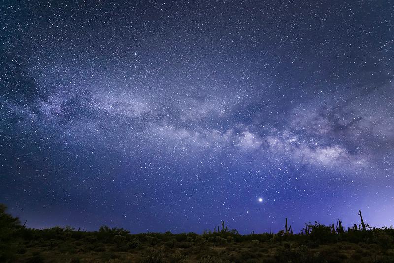 Milky Way, South Florence, AZ