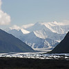Matanuska Glacier, St Elias Background
