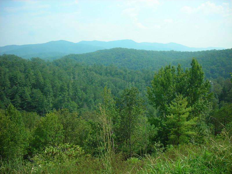 Cherohala Skyway, North Carolina and Tennessee - Ellen Flanagan