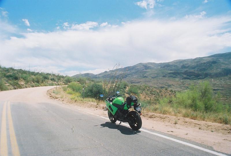 Route 88, Tortilla Flats, Ariz. - Francesco Iacono