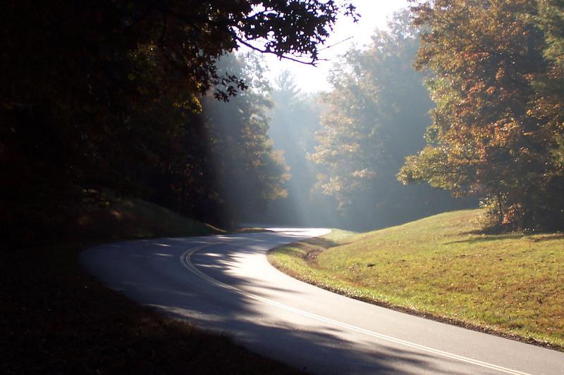 Blue Ridge Parkway, North Carolina - Pete terHorst