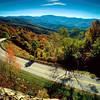 Cherohala Skyway, North Carolina and Tennessee. - Rodney Bryant