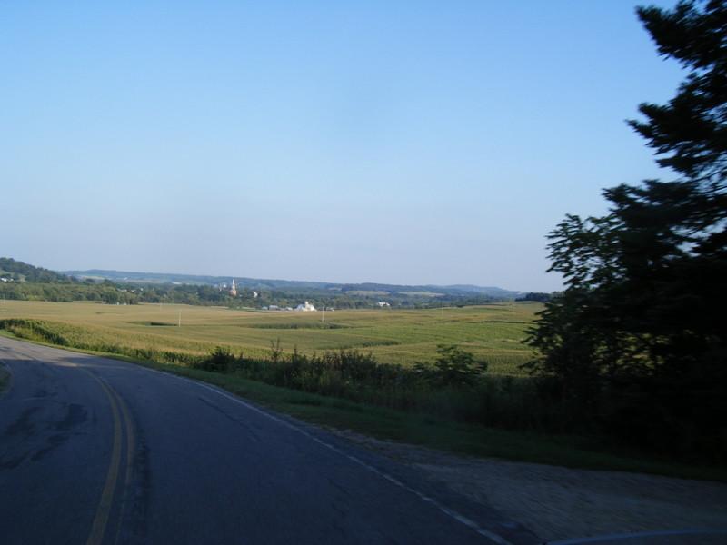 City Highway Q, Independence to Highway 121, Wisc. - Jan Miller
