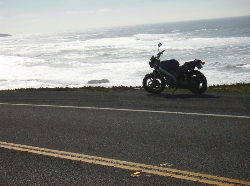 California Highway 1, Pacific Coast Highway. - Mark Janes