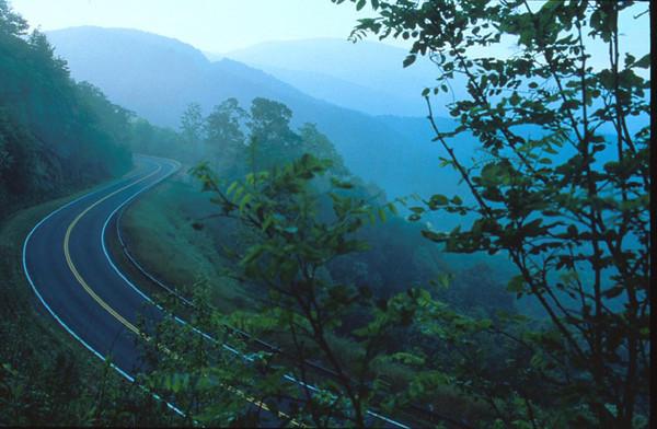 Cherohala Skyway, North Carolina and Tennessee. - Rodney Bryant