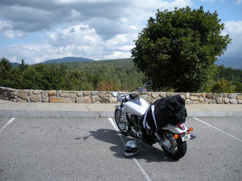 New Hampshire Route 112, Kankamagus Highway. - Mark Huddleston