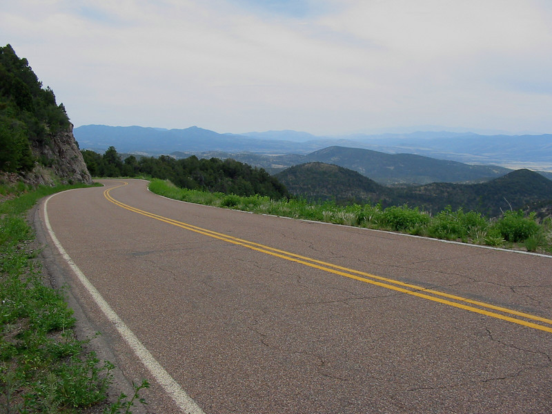 Routes 191, 180 and 78, North Carolina, Virginia - Doug George.