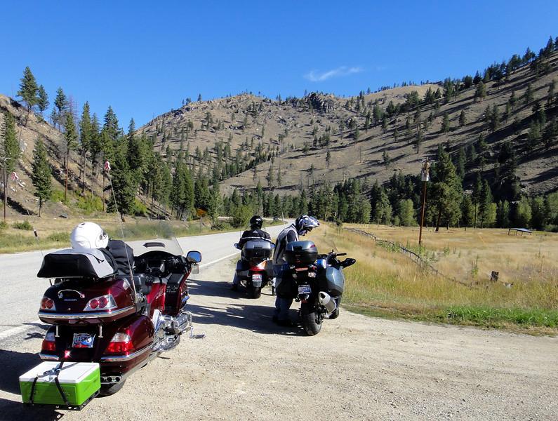 Route 93, Idaho. - Chris Miller