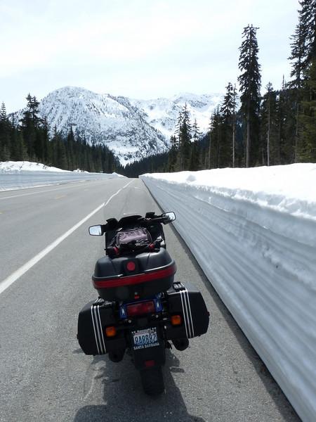 U.S. Highway 212, Beartooth Highway, Montana and Wyoming. - Jack Crossen