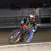 Joe Garrison, winner, Speedway, Mid-America Marion County Fairgrounds, Indianapolis, Aug. 27, 2011. - Kurt Bauer