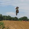 """Brady Neys, 14, winning a moto at the Crossroads Amateur Regional in June 2010. It was taken by his 13 year old sister Taylor Neys. _ David Neys of Edelstein, Ill."