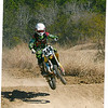 """""""This photo was taken on Feb. 20, 2010 at my son's (Cory, 14) FTR race at the Gatorback track in Gainesville, Fla. This was his first time on his Suzuki 85 and what a track to start off on. He has only been riding dirt bikes for 8 months and is taking off and doing very well."""" - Laurie Nocera of Palmetto, Fla."""
