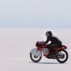 Bonneville Salt Flats, Utah. - Lindsey McMurren-Riggs of Little Rock, Ark.