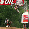 Lucas Oil AMA Pro Motocross Championship race at the Spring Creek Motocross facility in Millville, Minn., 2009. - Brian Hennessy of Wisconsin Rapids, Wis.