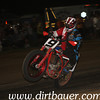 Jared Mees, 450 Pro Main winner, Mid-America Marion County Fairgrounds, Indianapolis, Aug. 27, 2011. - Kurt Bauer