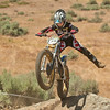 Andrew Putt, trials rider.