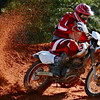 Meridian (Miss.) OHV Park. Rider: Matthew Ivey. Photographer: Kevin Ivey - photographer. - Matthew Ivey of Meridian, Miss.