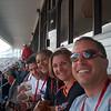 """Me, my wife, Kim, son, Daniel, and daughter, Karina, at Bike Week Daytona International Speedway in Daytona Beach, Fla., in 2006."" - Blake Lawson of Dixon, Calif."