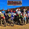 Colorado motocrossers at Glen Helen in California. -Charlie Hagen of Pueblo, Colo.