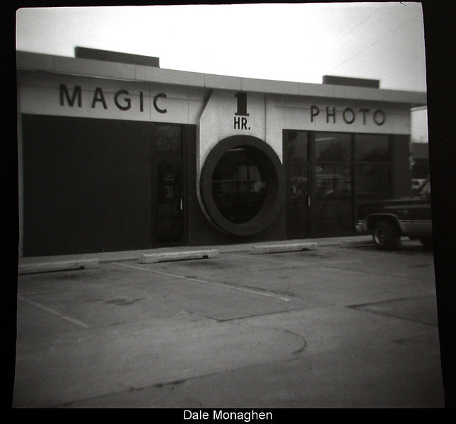 From the Diana camera (120 film) photo series from the 1980's by Dale Monaghen.